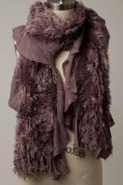 faux fur scarf scarf