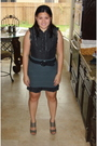 Gray-forever-21-dress-gray-marshalls-skirt-black-unknown-belt-gray-nine-we