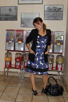 Old Navy sweater - Richard Chai for Target dress - Nine West shoes - Gryson for