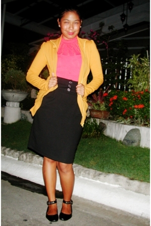 Oasis skirt - get laud blouse