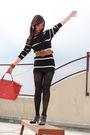 Black-topman-sweater-brown-belt-gold-aldo-accessories-brown-shoes-black-