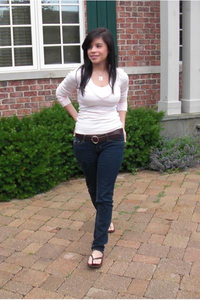 Jeans Sandals Sandals Navy Jeans Jcrew