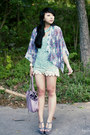 Amethyst-florals-topshop-blouse-aquamarine-crochet-forever-21-top