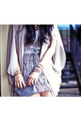 Periwinkle-feather-gracia-skirt-silver-corset-topshop-dress