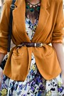 Tawny-vintage-blazer-blue-asos-dress-brown-vintage-belt-blue-necessary-clo