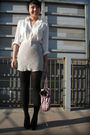 Gray-vintage-blazer-gray-uo-skirt-white-vintage-shirt-purple-overstock-pur