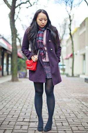 wool ann taylor coat