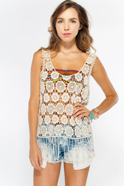 Tusc Boutique top