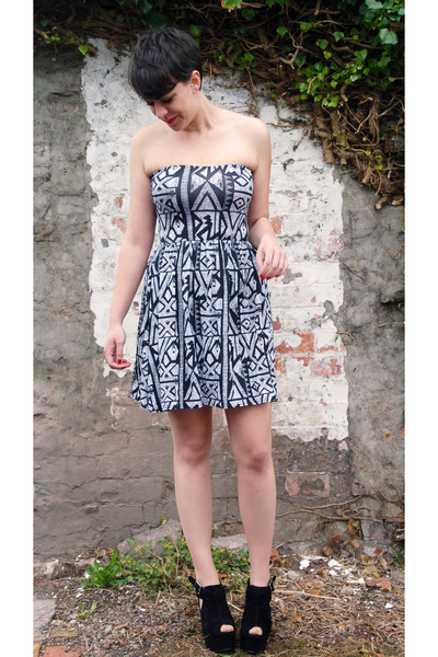 Boohoo shoes - jersey Boohoo dress