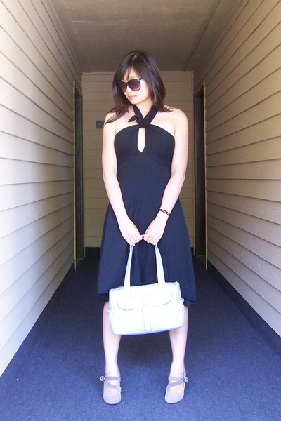 American Apparel dress - Kenneth Cole purse - Nine West shoes