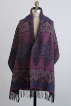 Purple-vintage-fendi-scarf