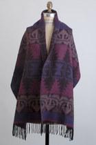 Purple-vintage-fendi-scarf
