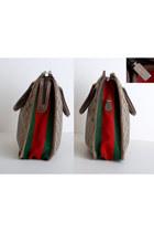 Brown Vintage Gucci Bags
