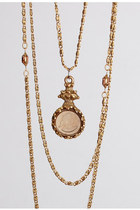 Gold-vintage-goldette-necklace