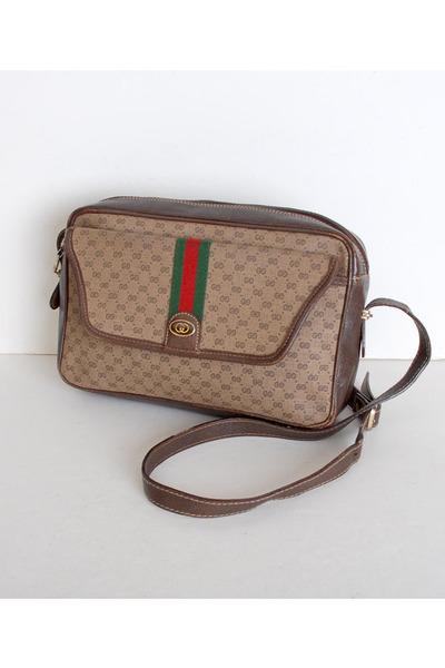 def5d5b02cebd Brown Vintage Gucci Bags |