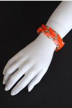 Orange Vintage Bracelets
