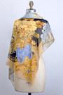 Black-vintage-leonard-paris-scarf