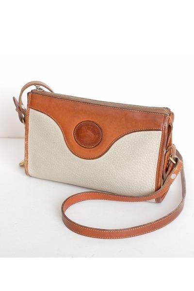 Ivory Vintage Dooney Bourke Bags