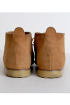 Camel Vintage Boots