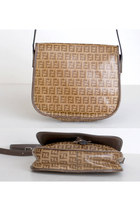 Brown Vintage Fendi Bags