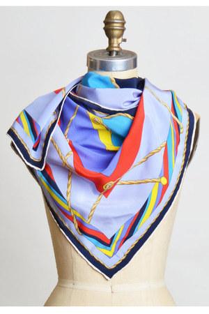Leonard Paris scarf