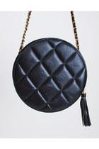 Black Vintage Bags