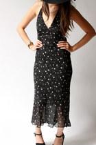 black Avant dress