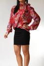 Pykettes-blouse
