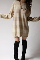 gold Amanda Smith sweater