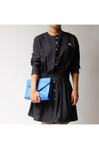 black April Rain dress