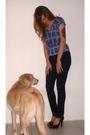 Black-ellemeno-jeans-black-vegan-shoes-derek-heart-top-brown-dockers-belt-