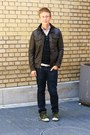 Tretorn-shoes-urban-outfitters-coat-511-skinny-levis-jeans-rage-blue-shirt
