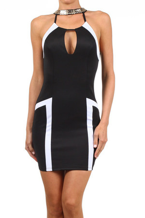 uberchic boutique dress
