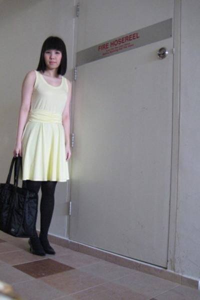 dress - shoes - purse