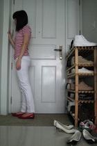 top - pants - shoes