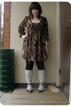 H&M dress - asos shoes