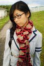 Aldo-belt-from-japan-dress-winners-scarf-spring-shoes