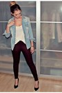 Sky-blue-zara-blouse-white-h-m-top-crimson-gina-tricot-pants