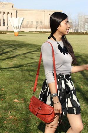 Forever 21 skirt - Target bag