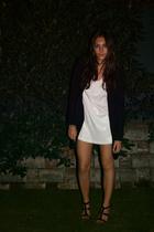 Zara jacket - Massimo Dutti dress - Massimo Dutti shoes