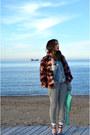 River-island-coat-zara-jacket-bought-france-bag-bershka-pants-zara-heels