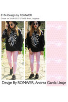 Ebay shoes - H&M hat - romwe leggings - romwe sweatshirt - romwe top