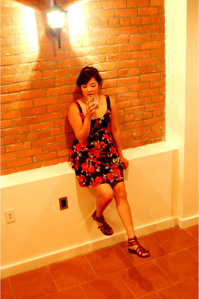 forever 21 dress - Bakers shoes