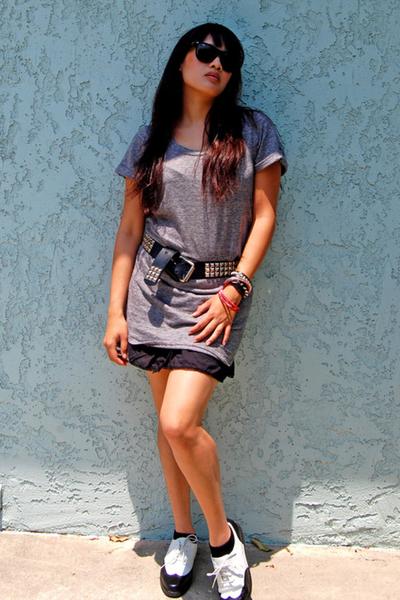 Rockport shoes - dress - Guess skirt