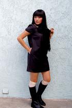 Metropark dress - Kelly & Katie shoes - forever 21 socks - Ross scarf
