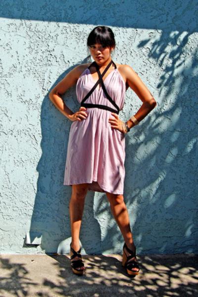 American Apparel dress - Steve Madden shoes