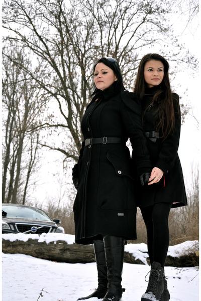 mum pietro filipi coat - me H&M coat