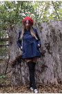 Marc-by-marc-jacobs-jacket-beret-american-apparel-hat-h-m-shirt