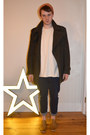 Camel-zara-shoes-army-green-french-connection-coat-navy-riverisland-jeans