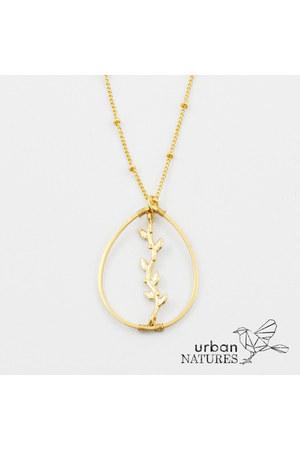urbanNATURES necklace